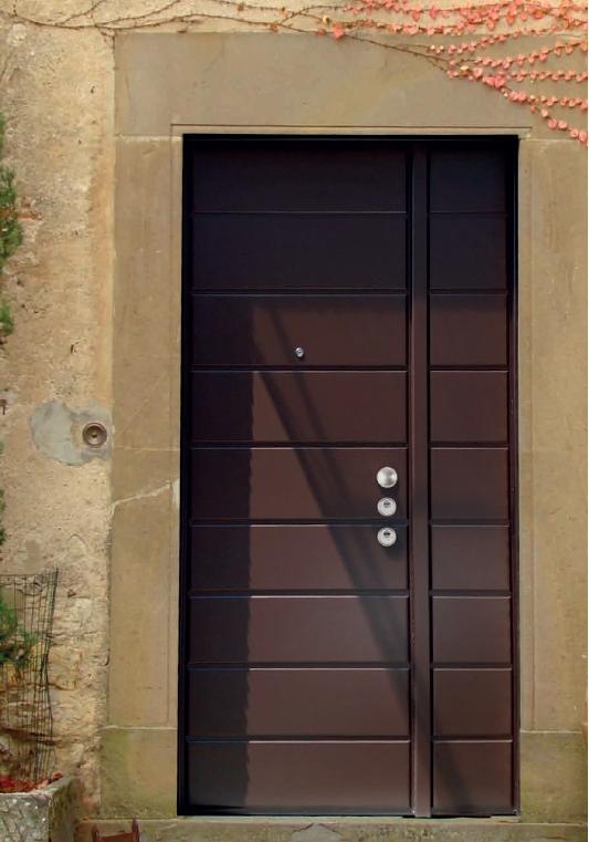 Porta blindata due ante Gardesa EGIDA 300C