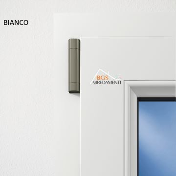 Infissi in pvc finestra 2 ante online bgs arredamenti for Finestra pvc 2 ante